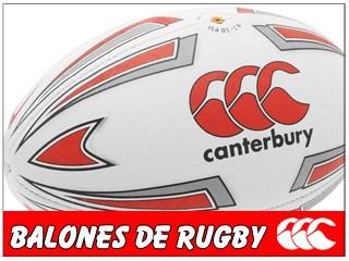 Balones de Rugby de Canterbury
