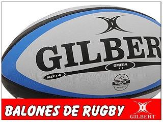 Balones de Rugby de Gilbert