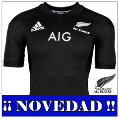 NEW ZEALAND RUGBY / ALL BLACKS 2016-17