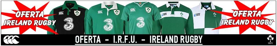 IRFU IRELAND RUGBY OFERTA